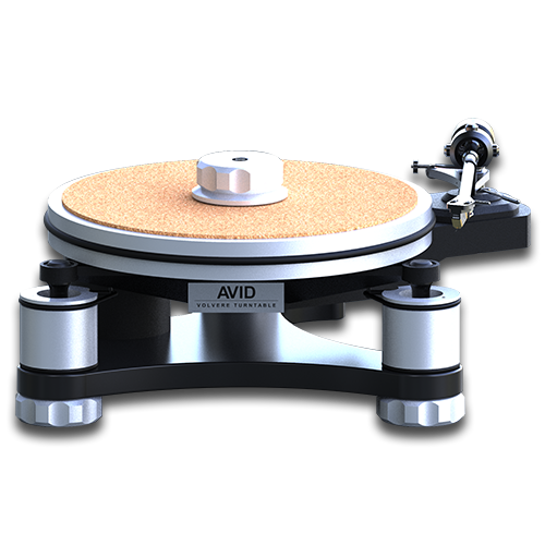 Volvere SP Turntable