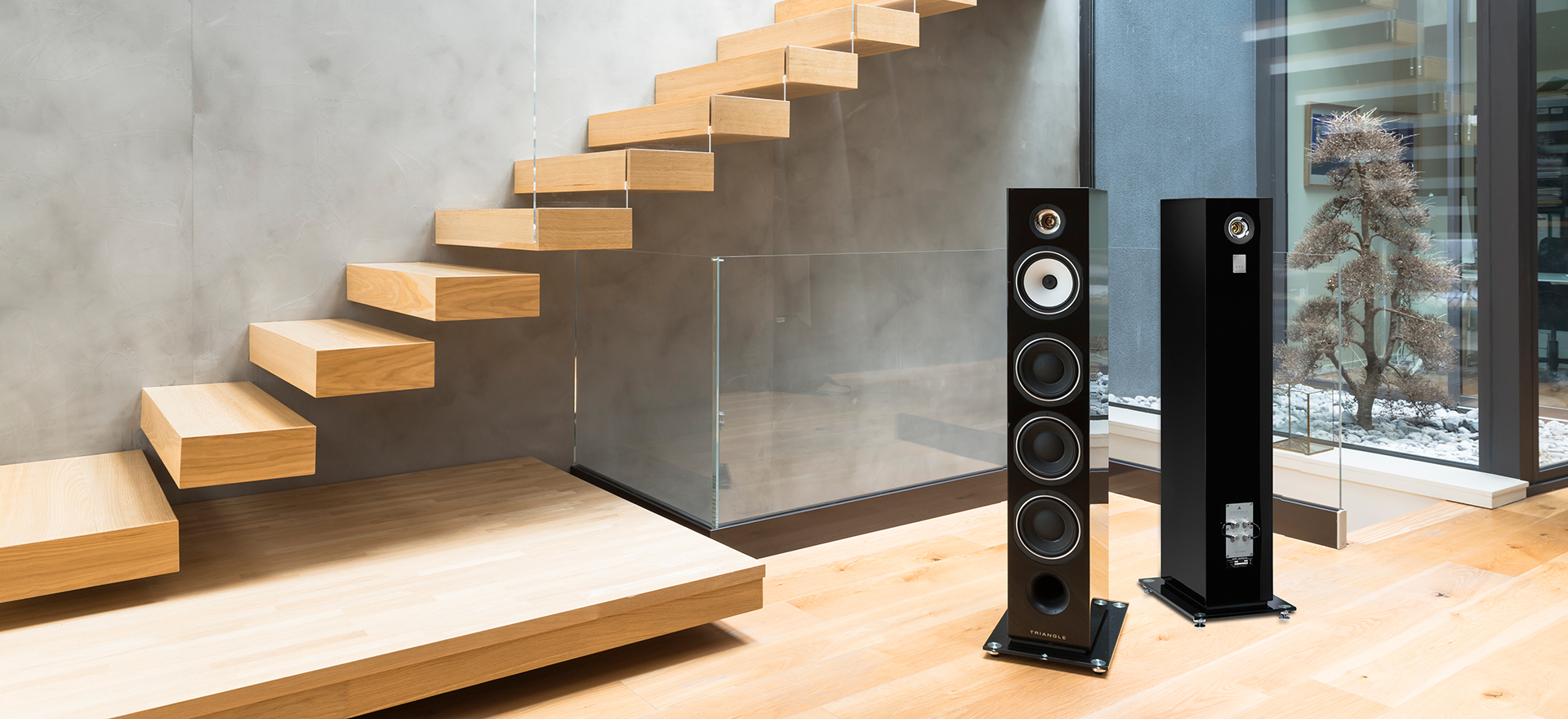 Triangle Loudspeakers